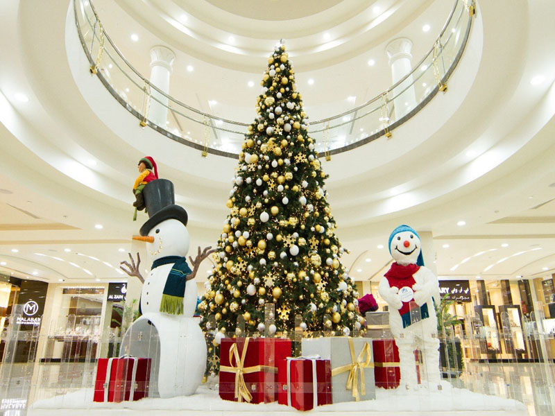 Share great festive family moments at City Centres Deira, Mirdif, Me'aisem, Al Shindagha and My City Centre Al Barsha