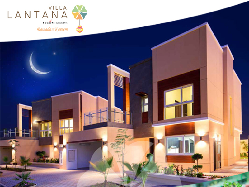 TECOM Investment's Villa Lantana Freehold Residential Development Welcomes My City Centre Al Barsha