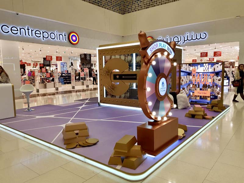 Play 'Escape the Vault' at City Centre Me'aisem and win prizes this DSF