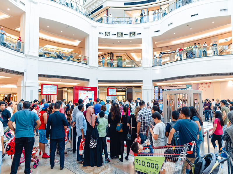 Over 460 stores to offer up to 90% discount at Majid al Futtaim's malls in Dubai