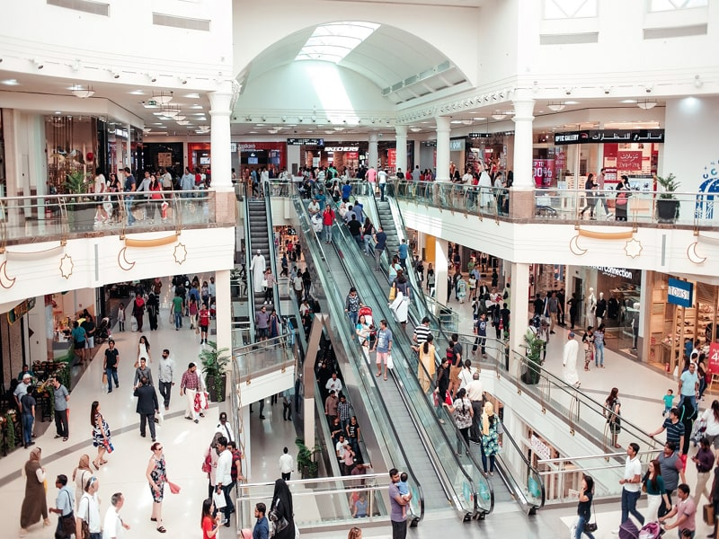 Unbeatable discounts with more than 420 participating stores at Majid Al Futtaim's malls in Dubai